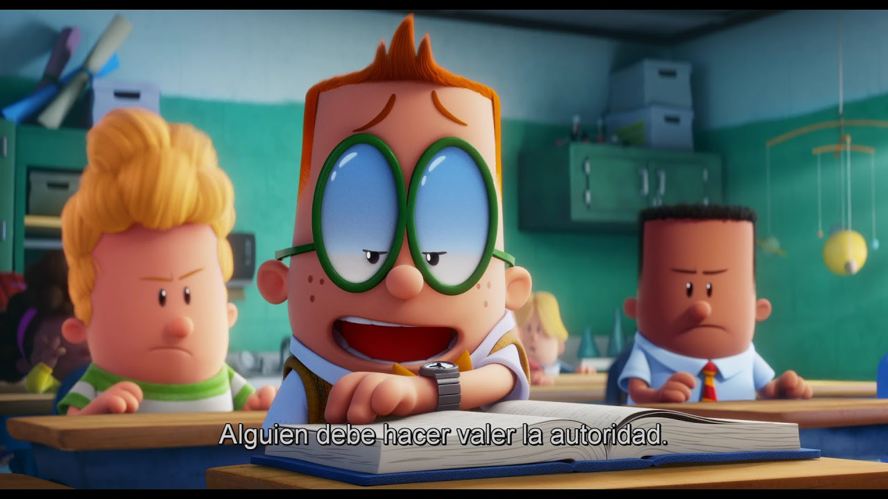 Captain Underpants The First Epic Video By Joey Nigro