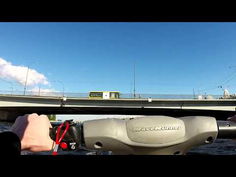 hydrocycle with gopro