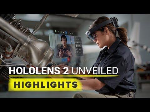 .吊打 Magic Leap,微軟 HoloLens 2 不只為炫技