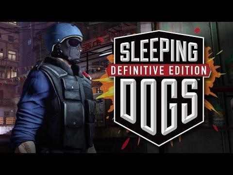 Sleeping Dogs - POLISI GANTENG !! - Momen Lucu GTA Hong Kong