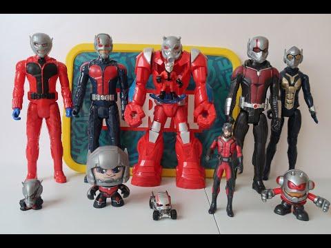 Marvel Ant-Man Mighty Muggs #kidsplacetown