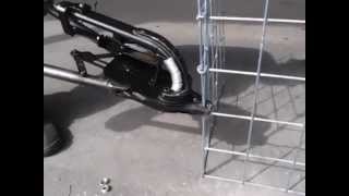 How To Use Mechanical Tool (Stapler, Pliers) For Gabion Assembling