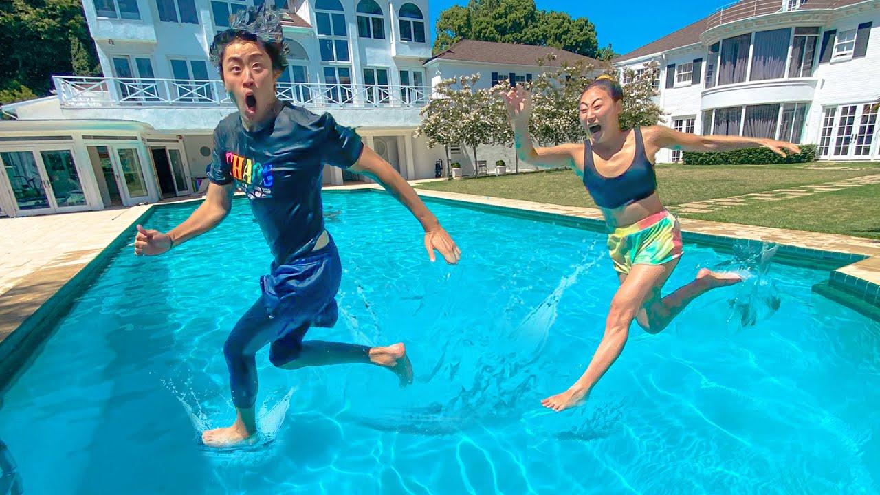 RUNNING ON WATER CHALLENGE! | Ep. 3 ($100)