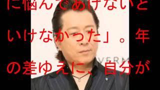 「THE 虎舞竜」の高橋ジョージ(58)が22日放送の日本テレビ系「...