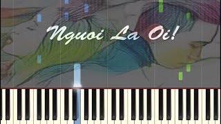 Piano Tutorial #12 - Người Lạ Ơi! Hey, Stranger | Superbrothers x Karik x Orange
