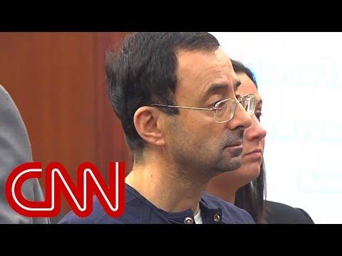 Larry Nassar sentenced: I signed your death warrant, judge says