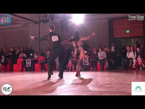 Part 5! Approach the Bar with DanceBeat! SF Open 2018! Pro Latin! Mykhailo Bilopukov and Anastasia S