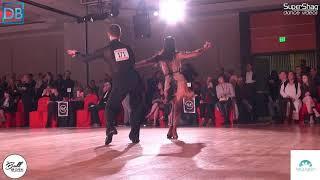 Part 5! Approach the Bar with DanceBeat! SF Open 2018! Pro Latin! Mykhailo Bilopukov and Anastasia S