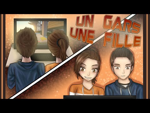 HUNGER GAMES - UN GARS UNE FILLE (ft. Arkon)