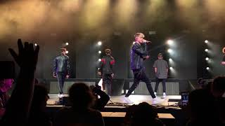 Just To See You Smile by Why Don't We live in Hershey 8/4/18
