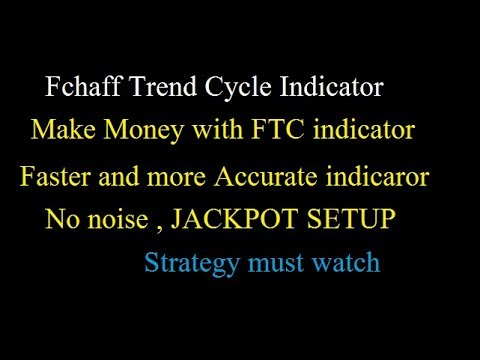 How to use Schaff Trend Cycle Indicator| Jackpot indicator FTC indicator|  in Hindi