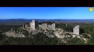Chateau d'Allègre à Allègre-les-Fumades