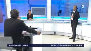Jacques Auxiette NDDl, les municipales et le TramTrain
