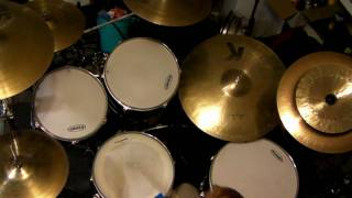 Drum Cover: Procol Harum- A Whiter Shade Of Pale