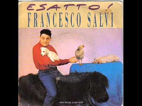 Francesco Salvi - Esatto! (1989)