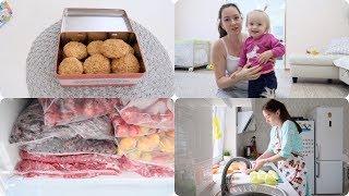 VLOG : быстрый и вкусный ужин/овсяное печенье/день с нами
