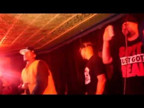 Rakim Live with people going CRAZY 8/2/14 Stanhope House NJ