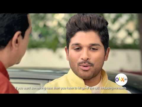Let The Old Make Way For The New - Allu Arjun (Malayalam)