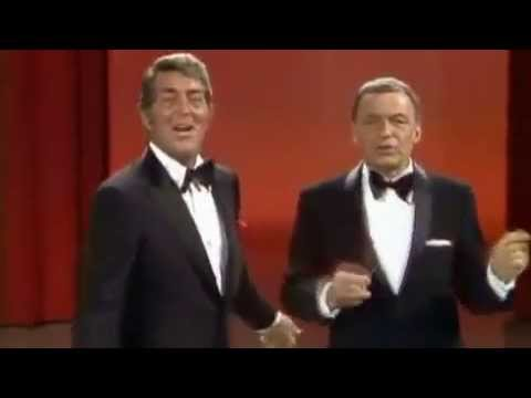 Frank Sinatra Weihnachtslieder.Frank Sinatra And Dean Martin Medley
