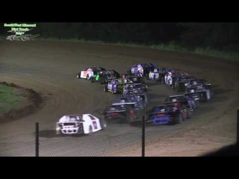 Springfield Raceway Midwest Mods A Feature July 29, 2017