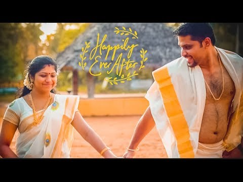 Visak + Preethu | Traditional Kerala Post Wedding Videography
