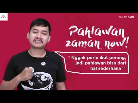 Pahlawan Jaman Now! Mp3