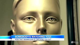 Mannequins With Cameras: Are Your Mannequins Spying on You?