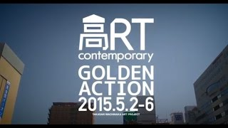 TAKA ART golden action 2015
