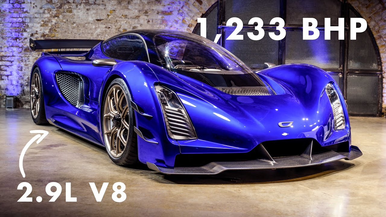 Download Czinger 21C: In-Depth First Look At The 3D-Printed Hybrid Hypercar   Carfection 4K