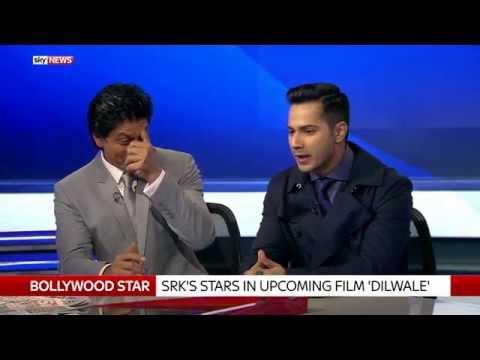 Shah Rukh Khan Says He Owes His Success To Britain's Indian Diaspora