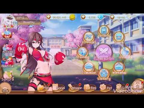 Girls X Battle ~Sakura Festival~Sakura War Story #1 -5