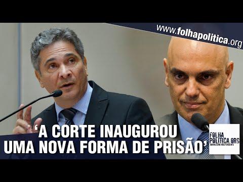 Coronel Sandro aponta que STF criou 'novo tipo de prisão' para Daniel Silveira e afirma: 'a ordem...