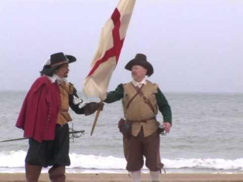 Jamestown Virginia Reopening Featuring The Henricus Militia Re-enactors