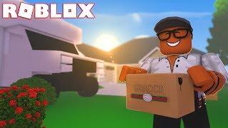 DELIVERING GUCCI TO CUSTOMERS IN ROBLOX (Roblox Delivery Simulator)