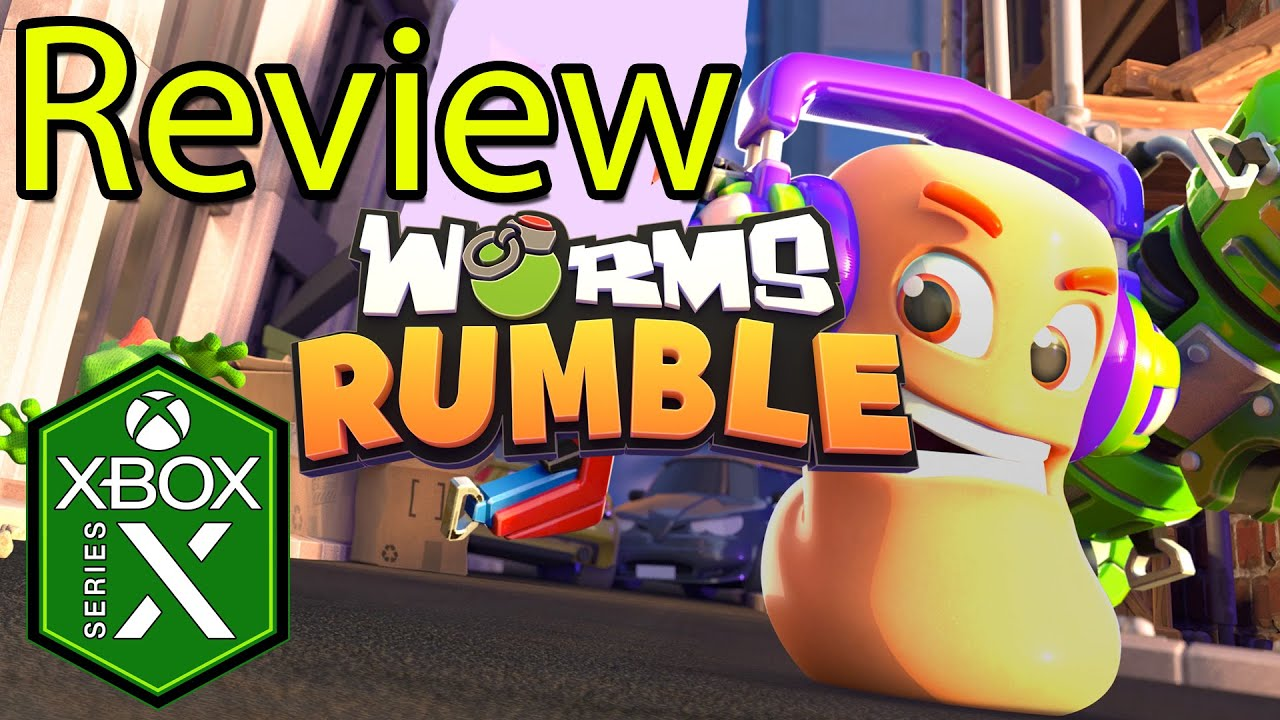 Worms Rumble Xbox Series X Gameplay Review [Optimized] [Xbox Game Pass]