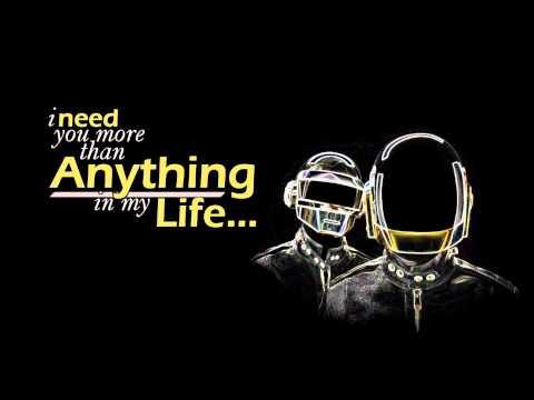 DJ Supercharged - Something About Us (Daft Remix)