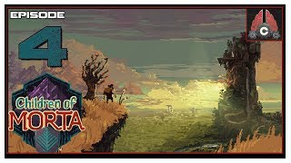 Let's Play Children of Morta With CohhCarnage - Episode 4