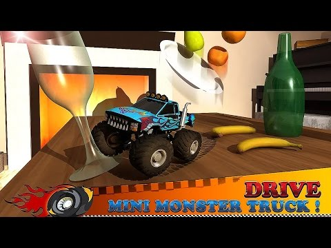 Amazing Mini Driver 3D - Gameplay Android