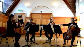 """Haydn: String Quartet op.76-4 """"Sunrise"""" I. Allegro con spirito"""