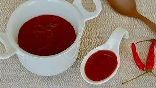 Просто бомбезный соус к шашлыку, мясу, курице!!! Рецепты соусов   .