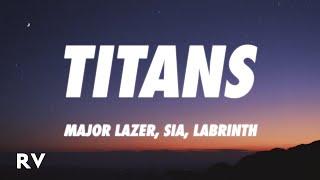 Play Titans (feat. Sia & Labrinth)