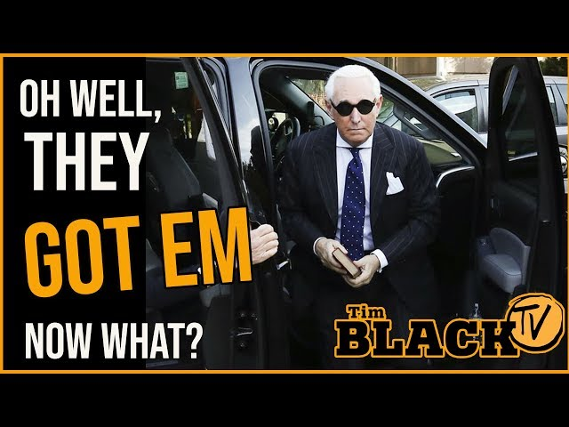 Why You Shouldn't Care Roger Stone Was Found Guilty | Tim Black