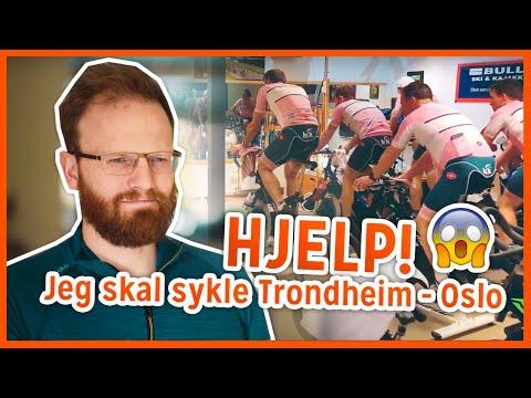 Hjelp, jeg skal sykle Trondheim - Oslo 😱 | Den Store Styrkeprøven