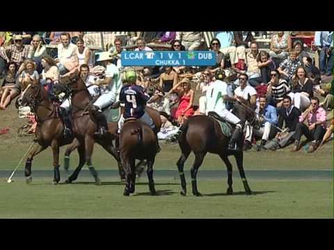 The Veuve Clicquot Gold Cup 2010 FINAL - Lechuza Caracas vs Dubai