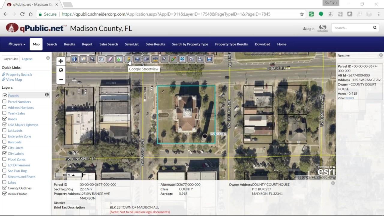 Beacon & qPublic net   Schneider Geospatial
