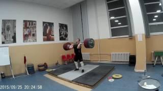 Илья Ильин  - Толчок 240