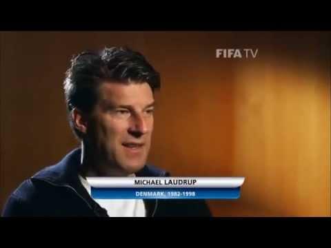 Michael Laudrup talk about Romário