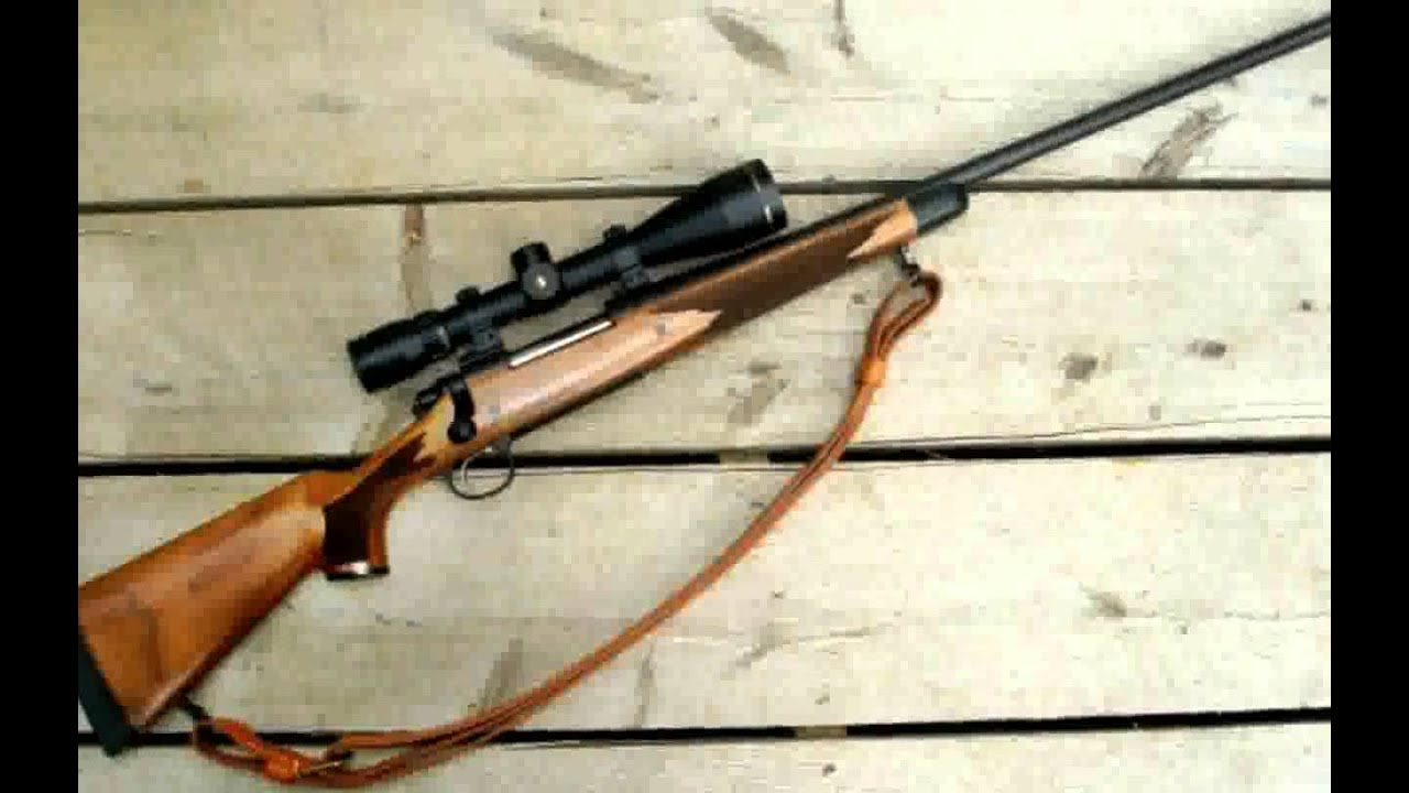 Remington 783  270 Winchester Rifle - Specs, Specification