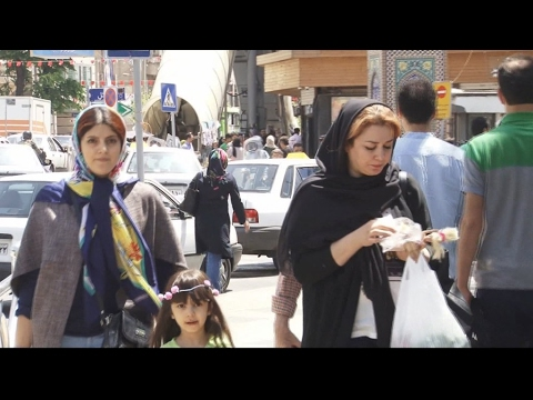 Video: Social inequality on the rise in Tehran