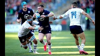 Highlights Italy v Scotland Guinness Six Nations